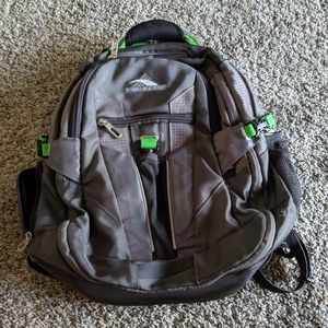 Strong backpack